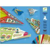 Origami repülő készlet - Djeco 8760 (BO)