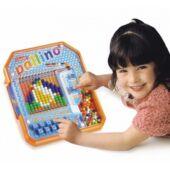 """Quercetti Pallino NAGY, golyós mozaik kirakó játék, színkirakó """"gép"""" - 1020 (KW)"""