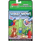 Vizes színező - Water Wow állatos - 15376 (ME)