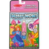Melissa Doug Water Wow rajzolás vízzel - lányos 19415 (ME)