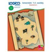 LOGICO Piccolo 3447 - Ismeretek 1-2. osztály: Geometria 2. 6+ (TF)