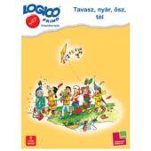 LOGICO Primo feladatlapok - Tavasz, nyár, ősz, tél (3222) 5+ (TF)