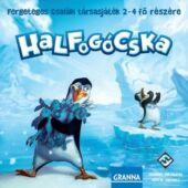 Halfogócska társasjáték - Granna (GE)