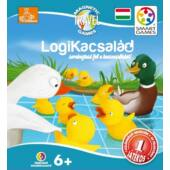 Logikacsalád készségfejlesztő logikai játék Smart Games (GA)