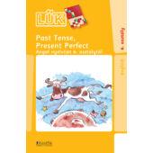 Past tense, present perfect angol nyelvi gyakorló lük füzet (DI)