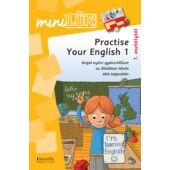 Practise your english 1 - angol nyelvi gyakorló lük füzet LDI311 (DI)
