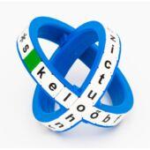 Radosza gyűrű író (radosza gyűrűk kisbetűs változata) (RA)