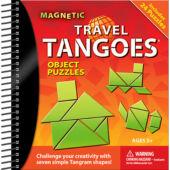 Mágneses tangram utazó logikai játék Smart Games (tárgyak)