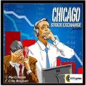 Chicago Stock Exchange - gyors áru-tőzsde társasjáték (GE)