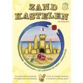Homokvár kooperatív társasjáték, együttműködős gyerekjáték - Sandcastles (KO)