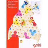 Goki Falmászóverseny társasjáték 56727 (HO)
