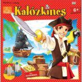 Kalózkincs társasjáték - Piratissimo (GA)