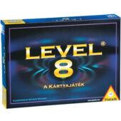 Level 8 társasjáték - kártyajáték 10 éves kortól 99 éves korig - Piatnik (PI)