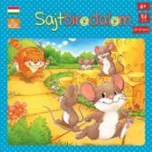 Viva Topo, Sajtbirodalom társasjáték - 2003-as Év Gyerek Társasjátéka