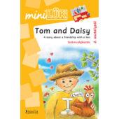Tom and Daisy angol szókincsfejlesztés 2. osztálytól LÜK LDI314 (DI)