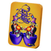 Tea Time Gigamic könnyedebb kártyajáték (700) (GE)