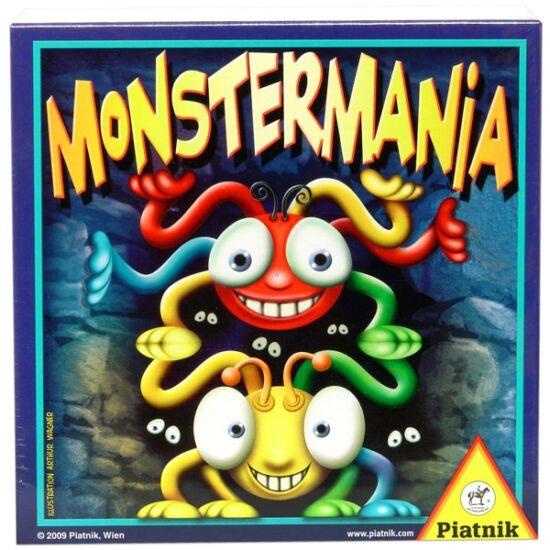Monstermania színdominó szörnyecskékkel társasjáték - Piatnik (PI)