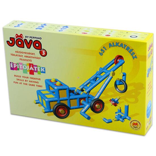 Jáva 3 építőjáték (216) (KM)