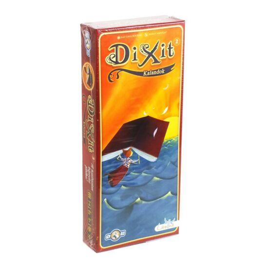 Dixit 2 kiegészítő - Kalandok (GE)