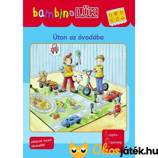 Úton az óvodába új LÜK Bambino füzet óvodásoknak LDI-130 (DI)