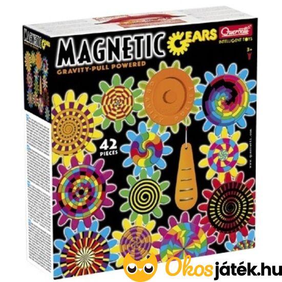 Mágneses fogaskerekek - Quercetti 2340 (KW) - UTOLSÓ DARABOK!