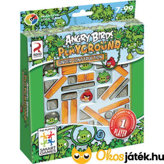 Angry birds Under Construction Smart Games (GA)