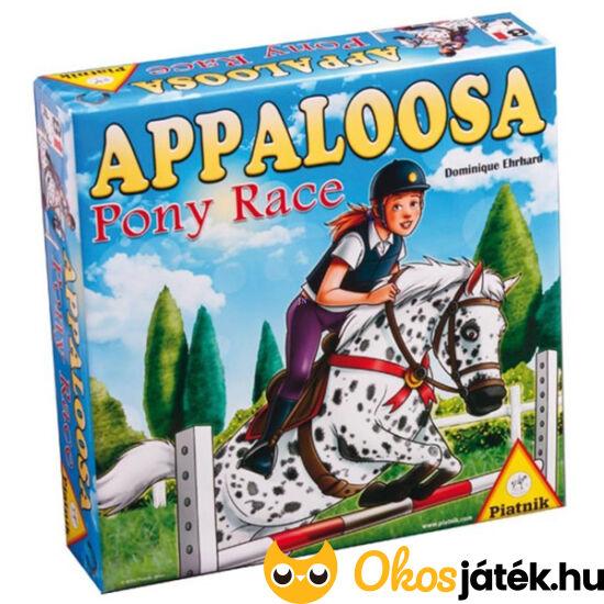 Appaloosa lovas társasjáték - Piatnik lovas játék (PI)