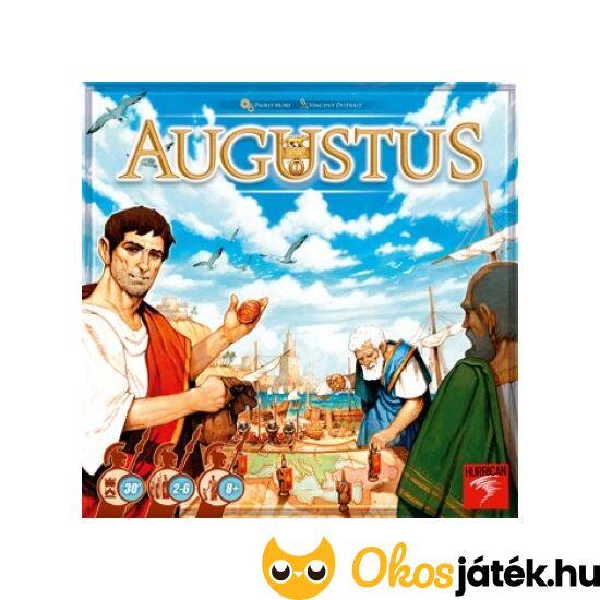 Augustus Róma társasjáték a császárok játéka (166) (GE)