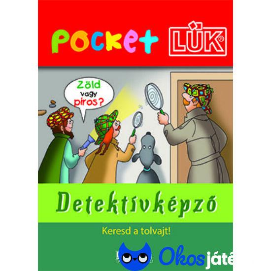 Detektívképző füzet Pocket LÜK LDI909 (DI)