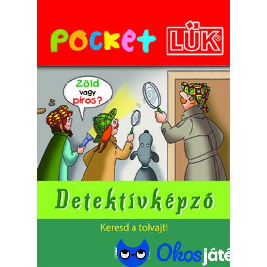 Detektívképző + Alaplap Pocket LÜK LDI909/A (DI)