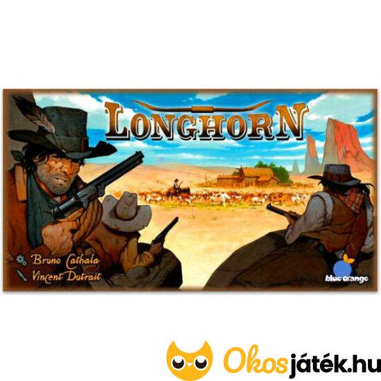 Longhorn Marhatolvajok kétszemélyes társasjáték (GE)