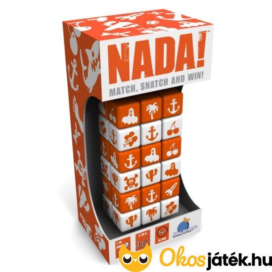 NADA megfigyelés - gyorsasági kockajáték (GE)