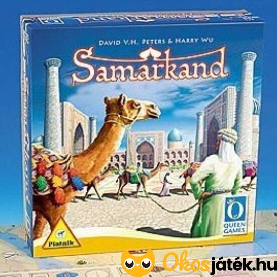 Samarkand társasjáték - Piatnik (PI)