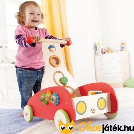 Hape biztonságos, minőségi járássegítő babáknak (HO)