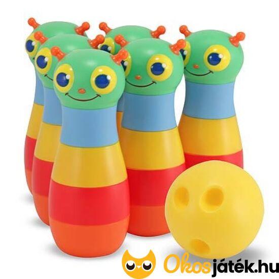 Bowling játék gyerekeknek - UFO játék gyerek bowling Melissa 16157 (ME)