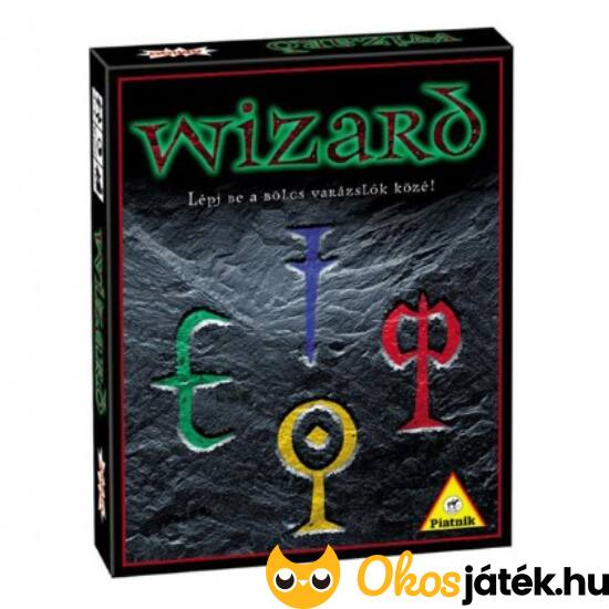 Wizard, azaz Rikiki kártya játék (PI)