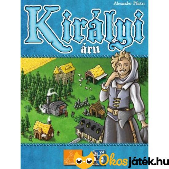 Királyi áru kártyajáték (GA)