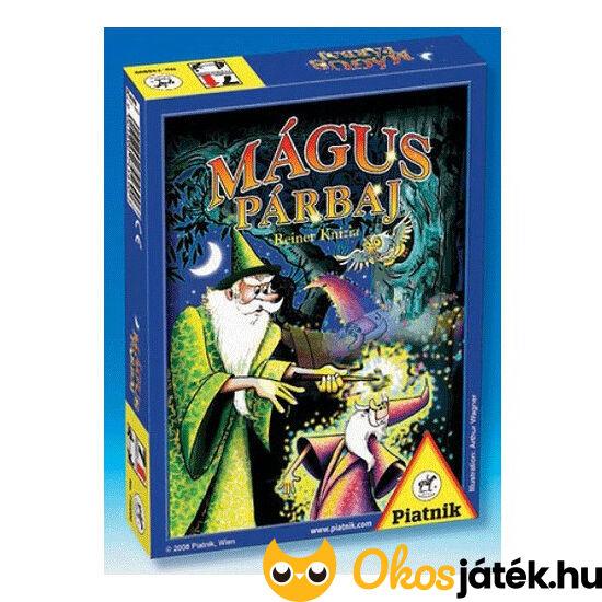 Máguspárbaj kártyajáték - Piatnik ()PI)