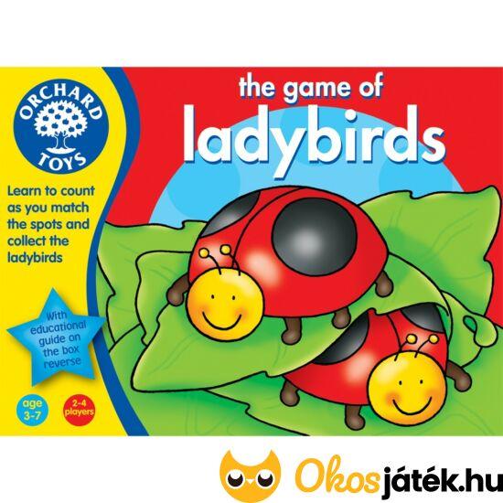 Ladybirds - Katicabogaras társasjáték Orchard Toys (KA)