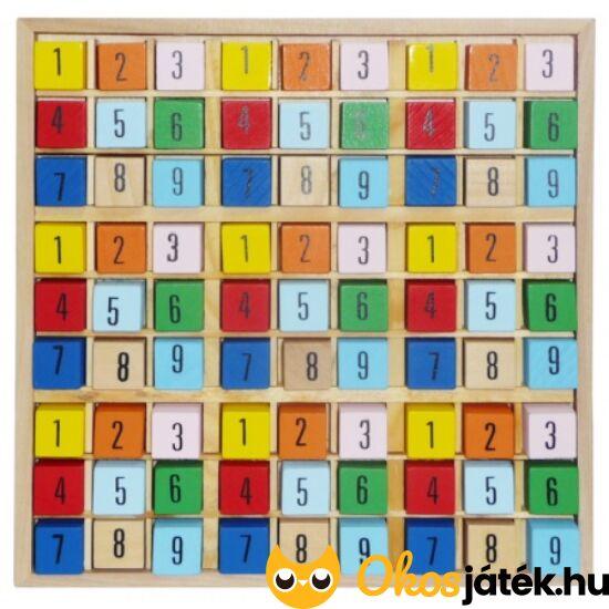 Sudoku játék fából - 2339 (FA)