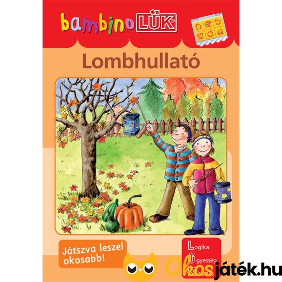 Lombhullató LÜK Bambino  füzet óvodásoknak (LDI-135) (DI)