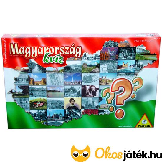Magyarország kvíz játék - Piatnik (PI)