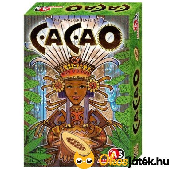 Cacao stratégiai társasjáték (GE)