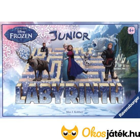 Jégvarázs labirintus junior társasjáték - Disney Frozen Ravensburger 211869 (RE)