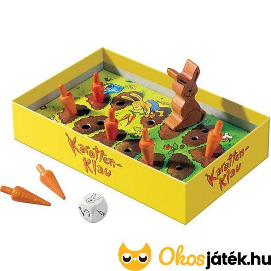 HABA répatolvaj - kooperációs társasjáték ovisoknak, piciknek - Karottenklau (HA)