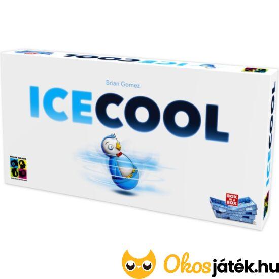 """Ice Cool társasjáték - pingvines, pöckölős """"menő"""" ügyességi játék (YO)"""