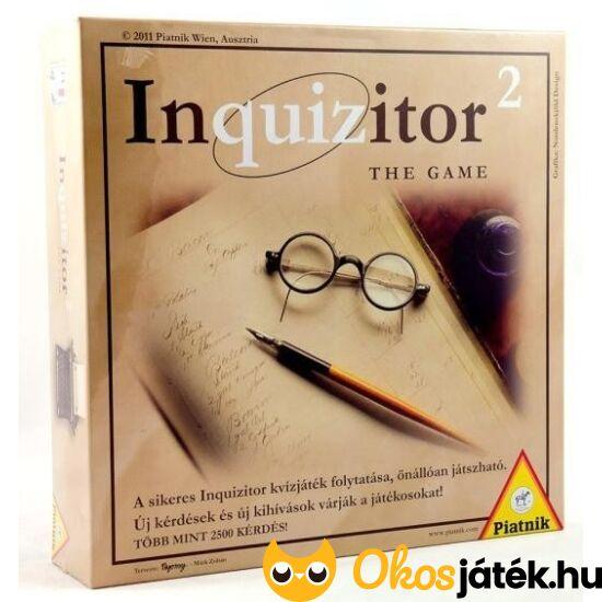 Inquizitor 2 kvíz társasjáték (PI)