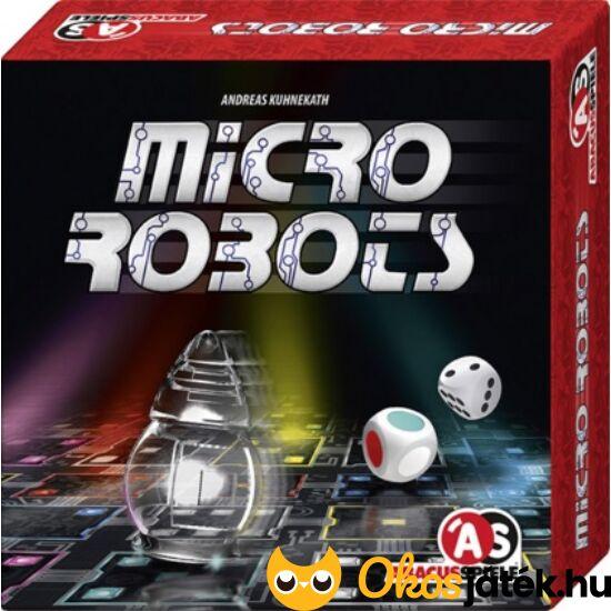 Micro robots társasjáték (GE)