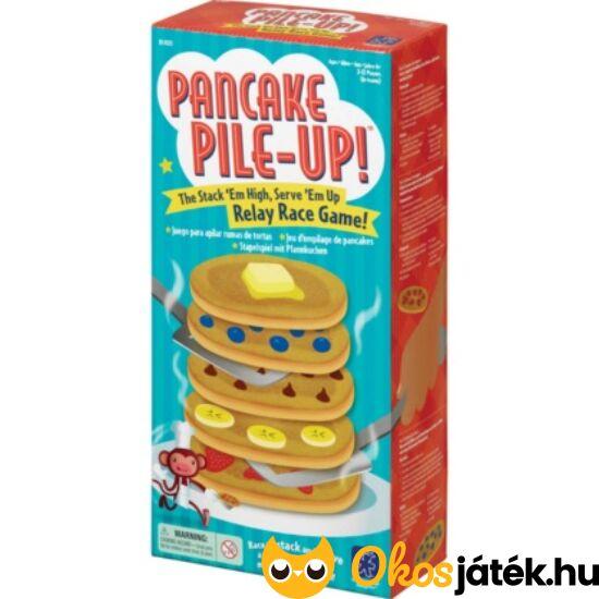 Palacsintás váltóverseny ügyességi játék - Pancake Pile Up LR3025 (LR)