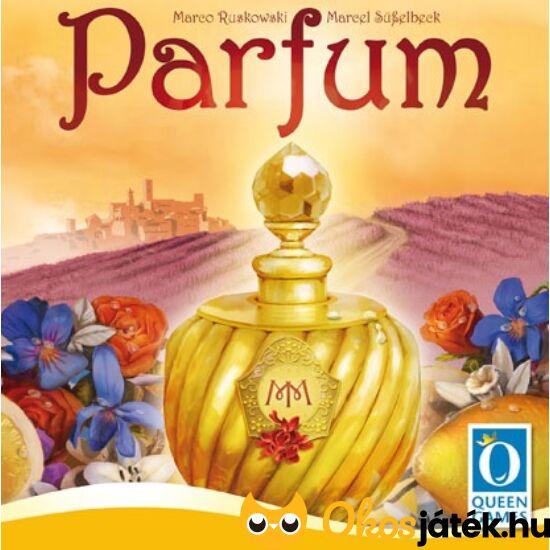 Parfüm társasjáték tini lányoknak, 2016-os év játéka! - Piatnik (PI)